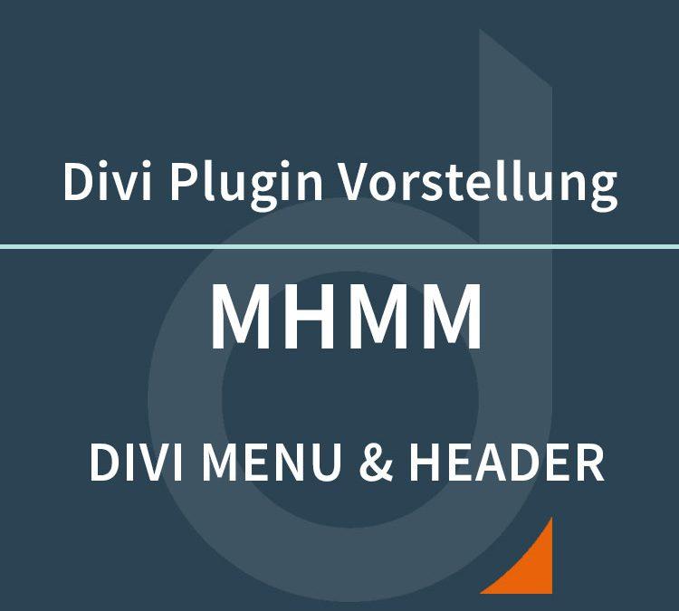 MHMM von BeSuperfly – Divi Navigation und Header nach eigenen Wünschen gestalten